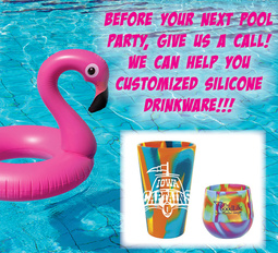 Pool Side Drinkware